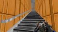 TUCQ - E1M2 stairway handrail
